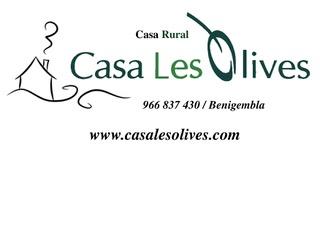 Casa Les Olives